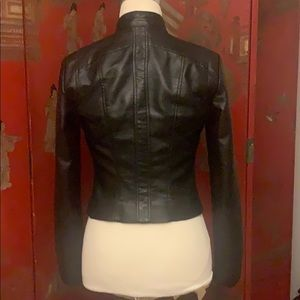 bebe Jackets & Coats - Sexy bebe leather jacket